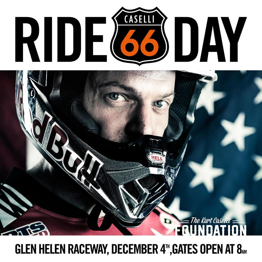Renthal Supports Kurt Caselli Foundation Annual Ride Day