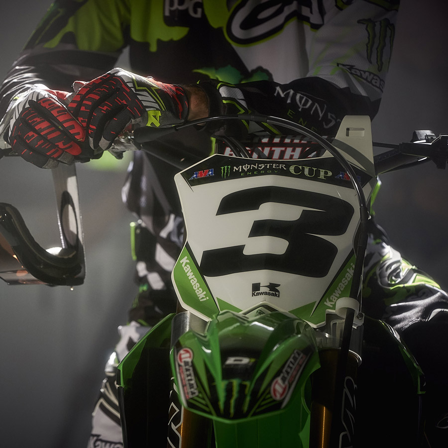 Monster Energy Kawasaki Announces Signing of Eli Tomac