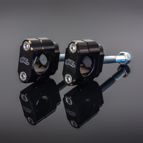28.6mm Bar Mounts 5mm O/S Hon 2k-20/Yam YZF 2014-20/Kaw 2014-20