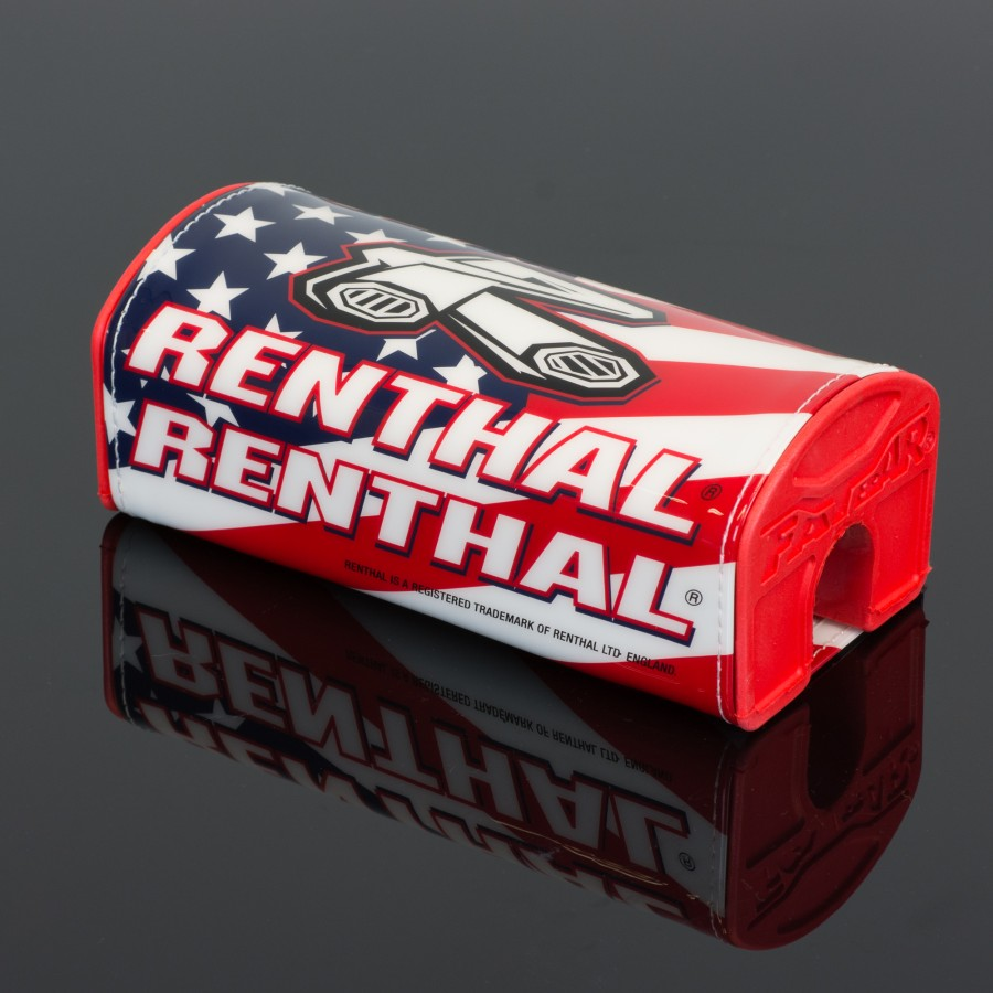 P320 Fatbar Pad USA US Flag, Red Foam