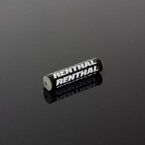 "205mm Renthal Motorcycle Handlebar Mini SX Crossbar Bar Pad 8/"" Black//White"