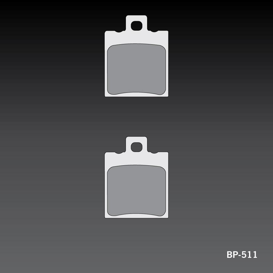 RC-1 Sports Brake Pad BP-511