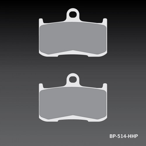 RC-1 Sports Brake Pad BP-514-HHP