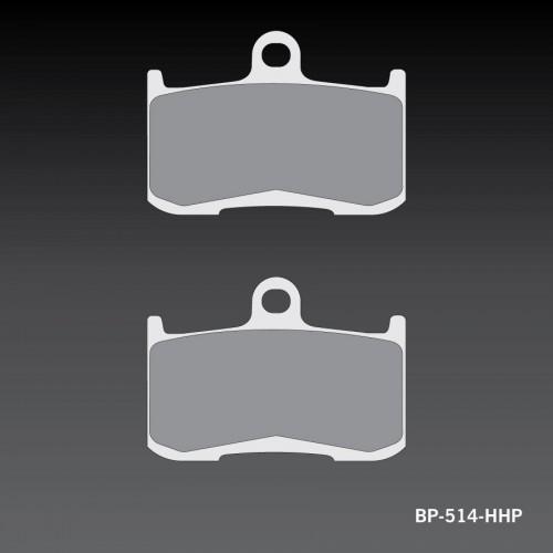 RC-1 Sports Brake Pad BP-514-HHP
