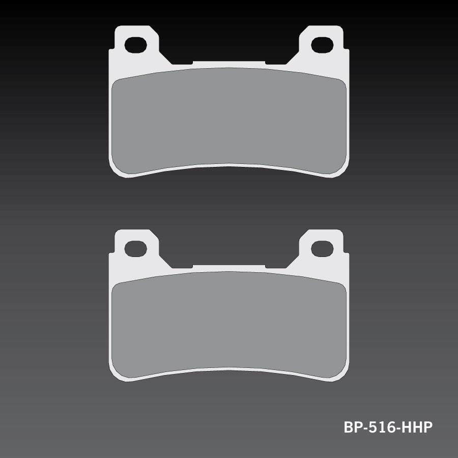 RC-1 Sports Brake Pad BP-516-HHP