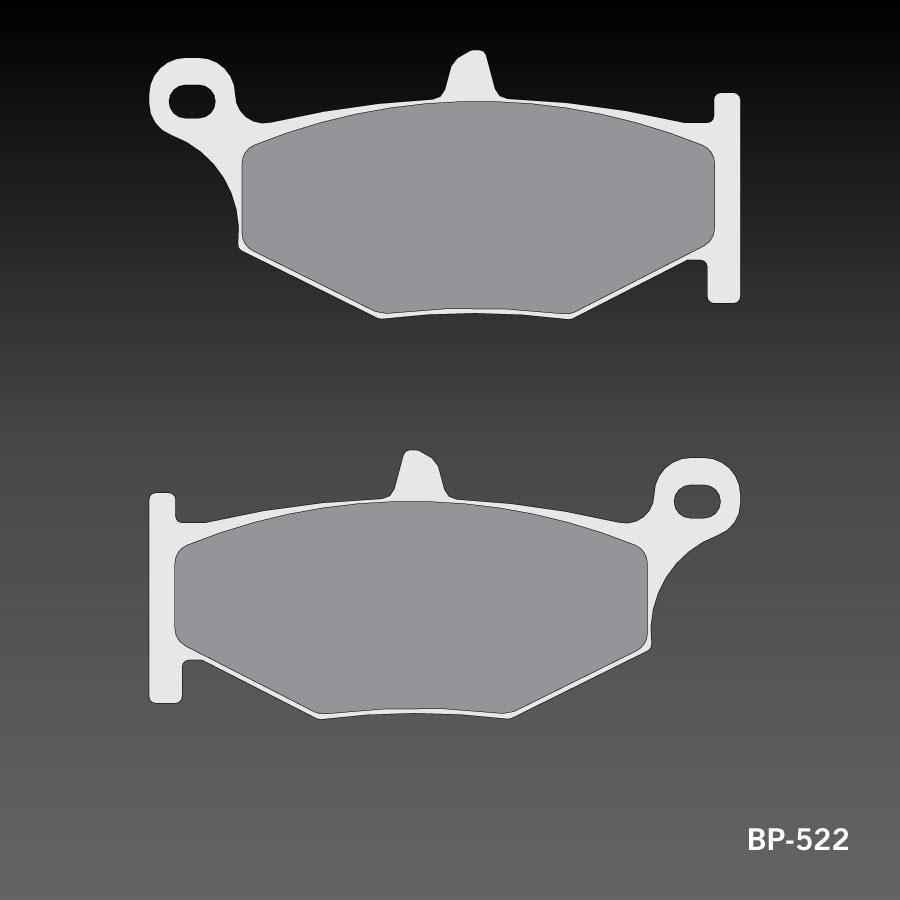 RC-1 Sports Brake Pad BP-522