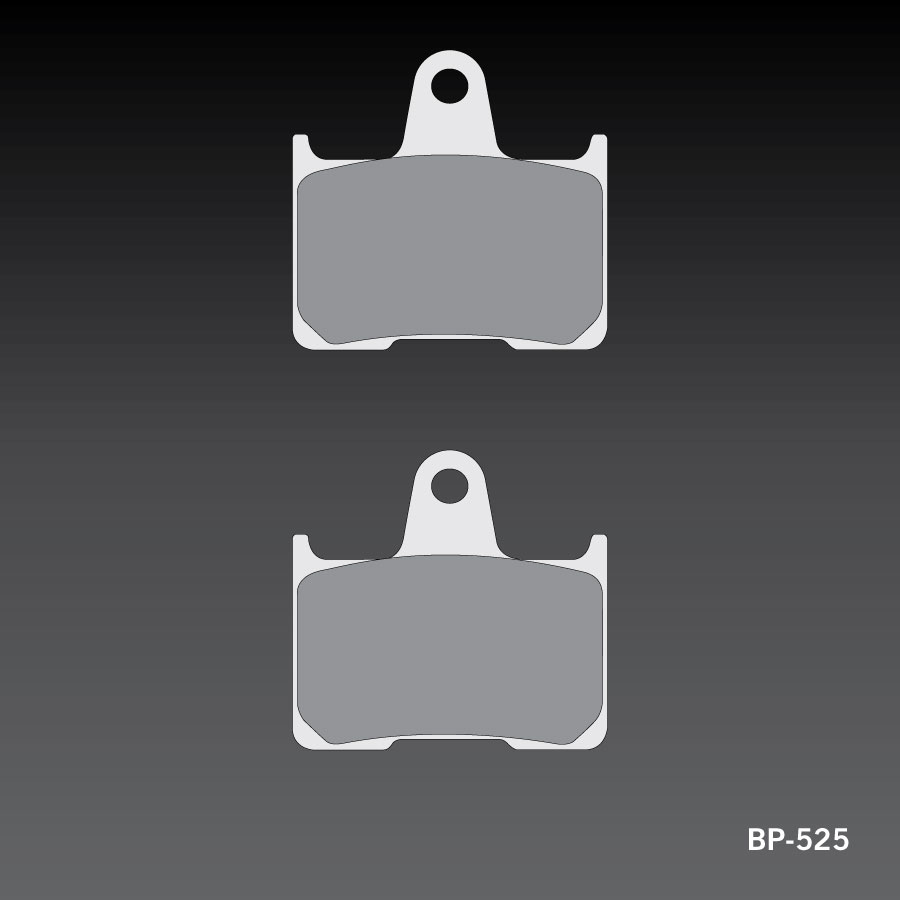 RC-1 Sports Brake Pad BP-525