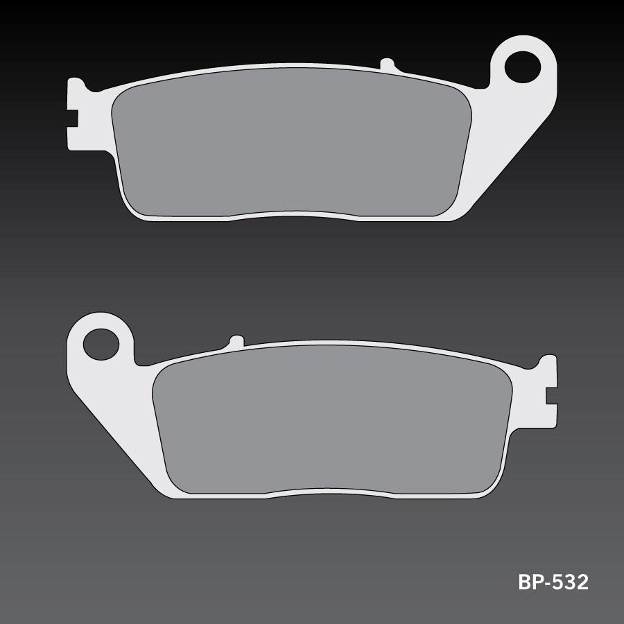 RC-1 Sports Brake Pad BP-532-HHP