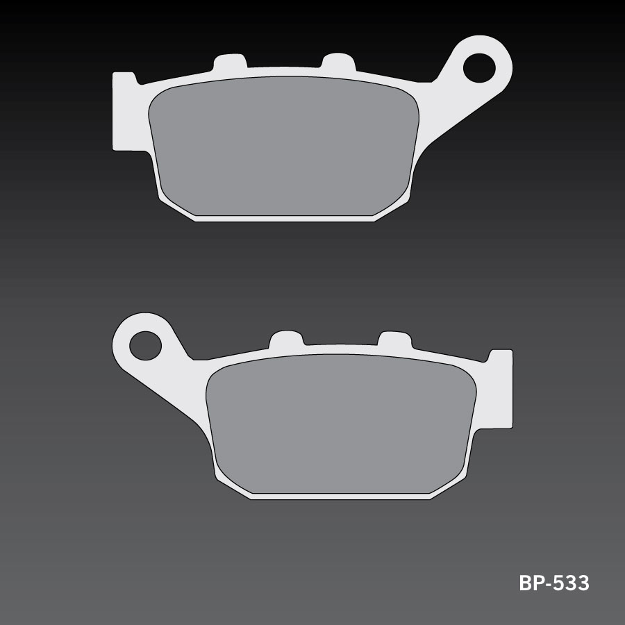 RC-1 Sports Brake Pad BP-533