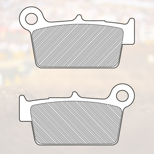 RC-1 Works Brake Pad BP-104