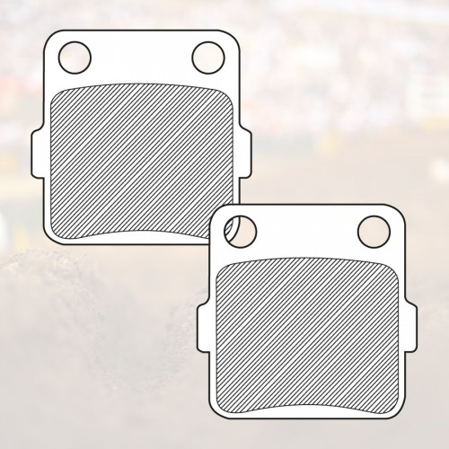 RC-1 Works Brake Pad BP-110