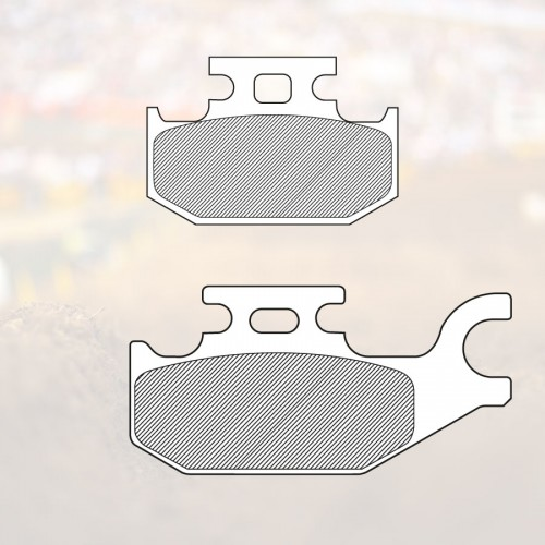 RC-1 Works Brake Pad BP-114