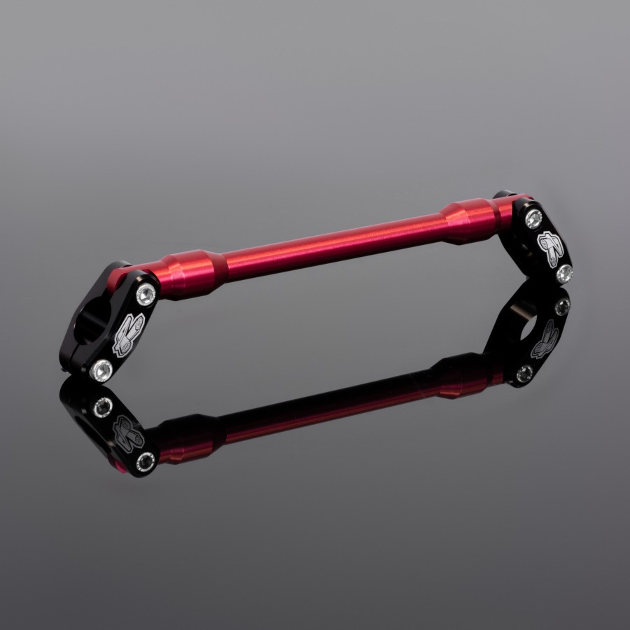 ROAD BAR CROSS BRACE SET RED