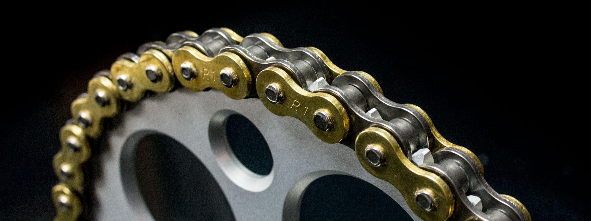 Renthal R1 420 Non O-Ring Chain 120 LI
