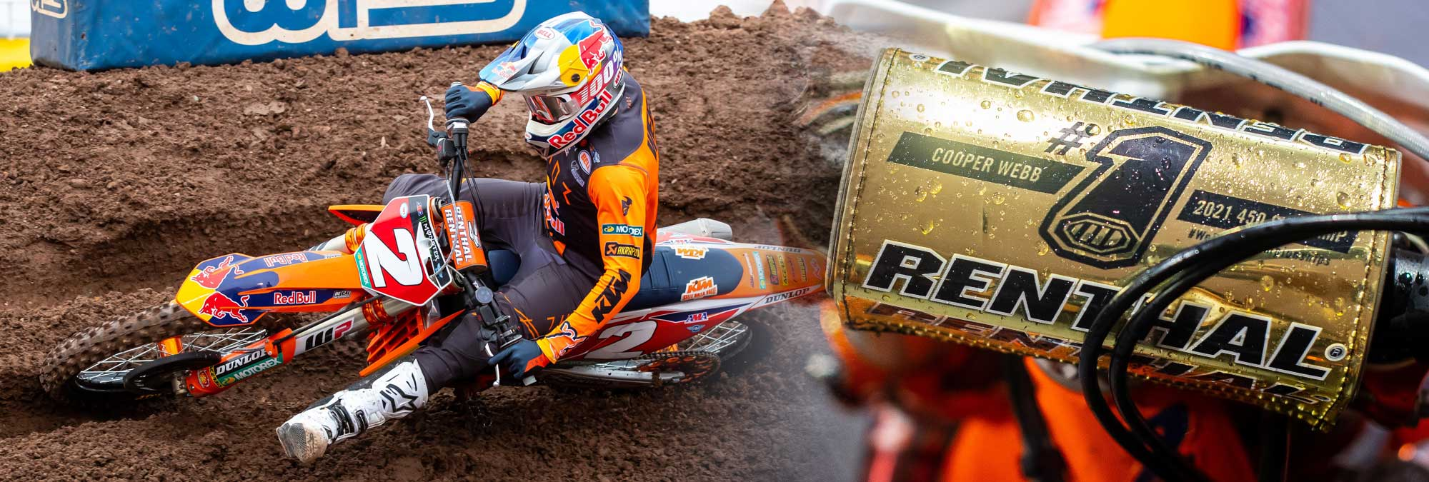 2021 450 SX Champ - Cooper Webb
