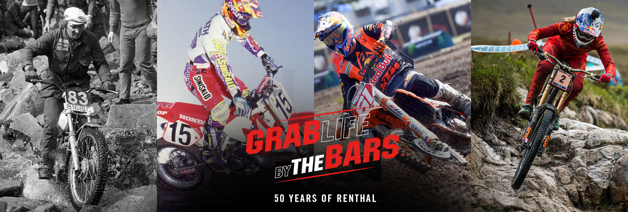 Grab Life By The Bars