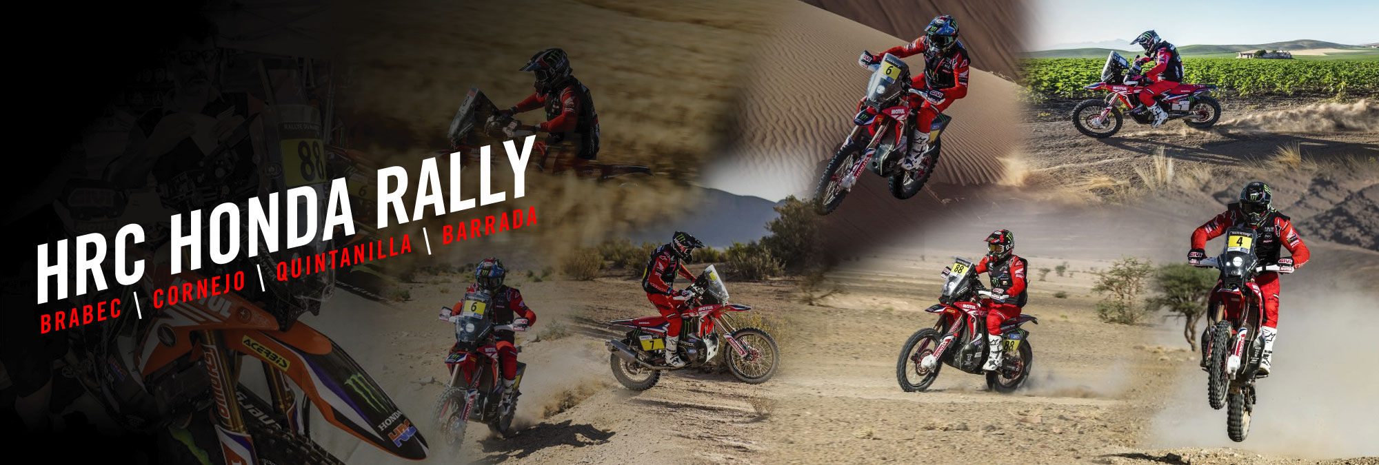 HRC Honda Rally