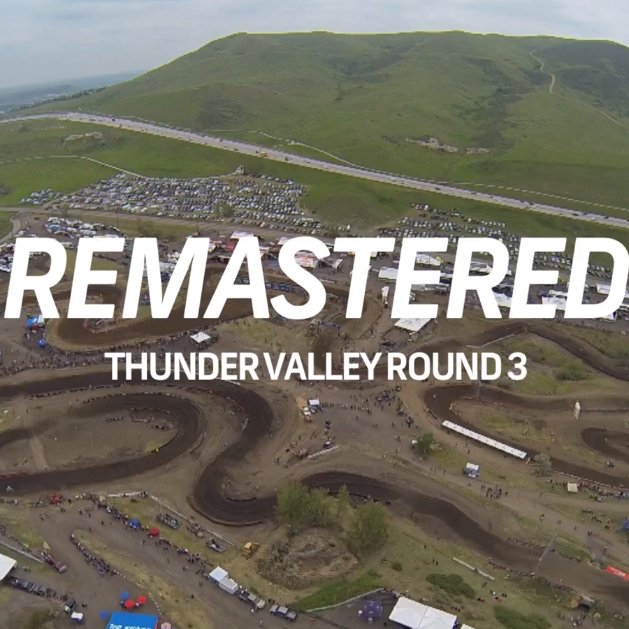 Racer X : Thunder Valley Remastered
